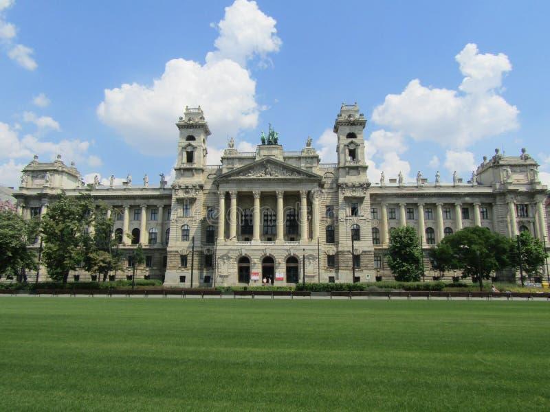 Musée d'ethnographie, Budapest photos libres de droits