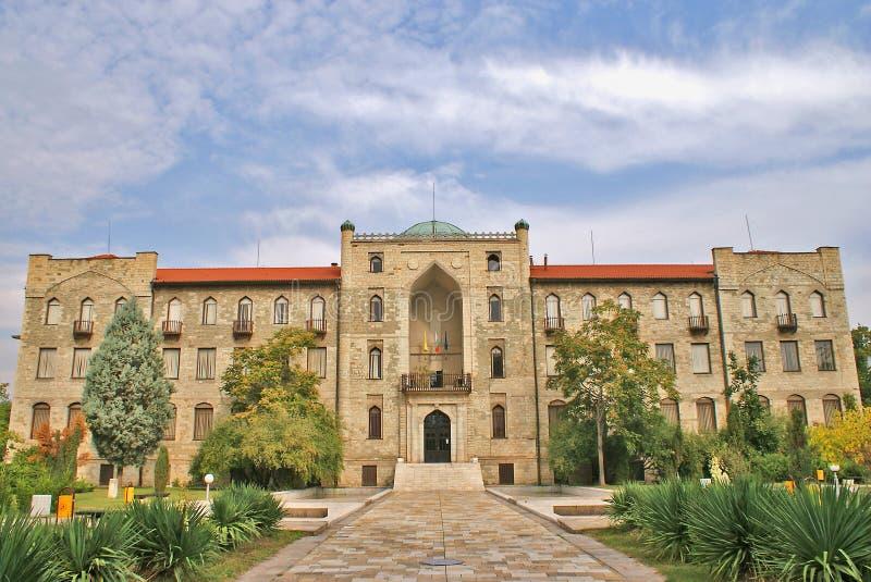 Musée d'histoire images libres de droits