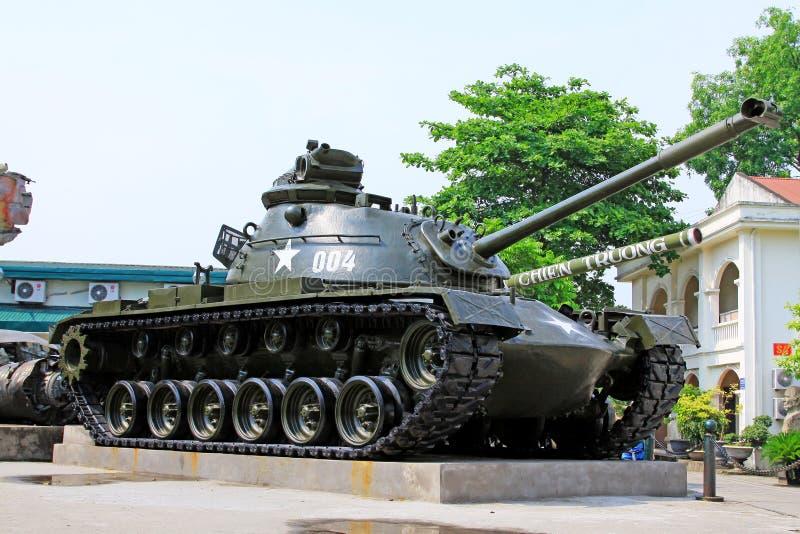 Musée d'histoire militaire du Vietnam, Hanoï Vietnam photographie stock