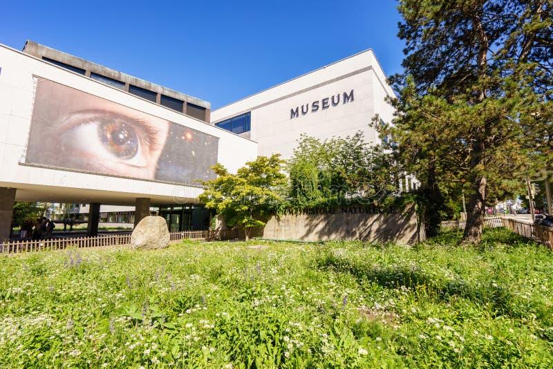 Musée d'histoire naturelle de Genève photographie stock