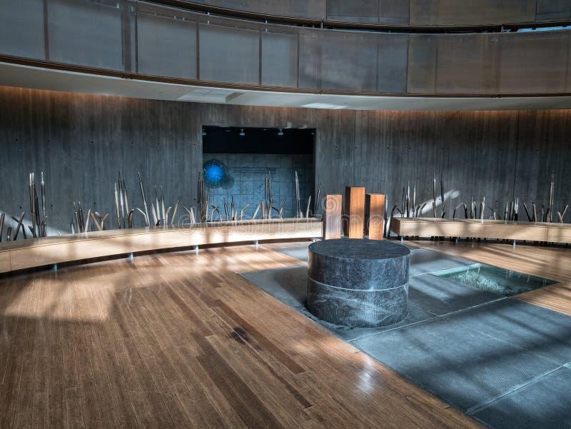 Musée d'Origen, conserve de ressorts, Las Vegas image stock