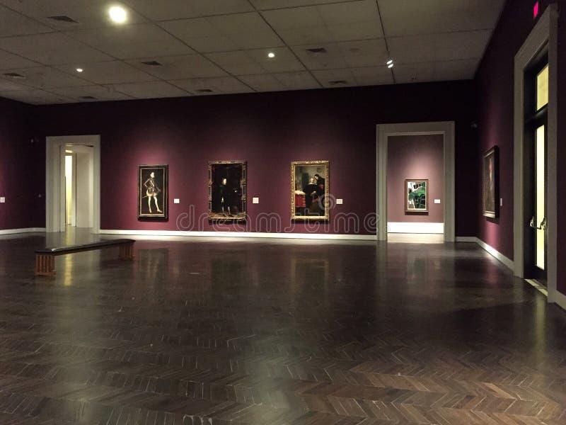 Musée Dallas TX de prés photographie stock libre de droits