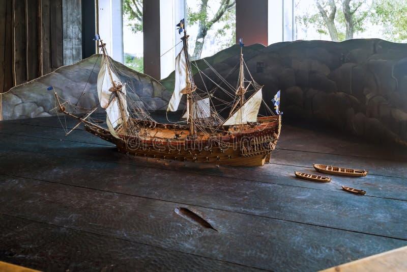 Musée de bateau photos libres de droits