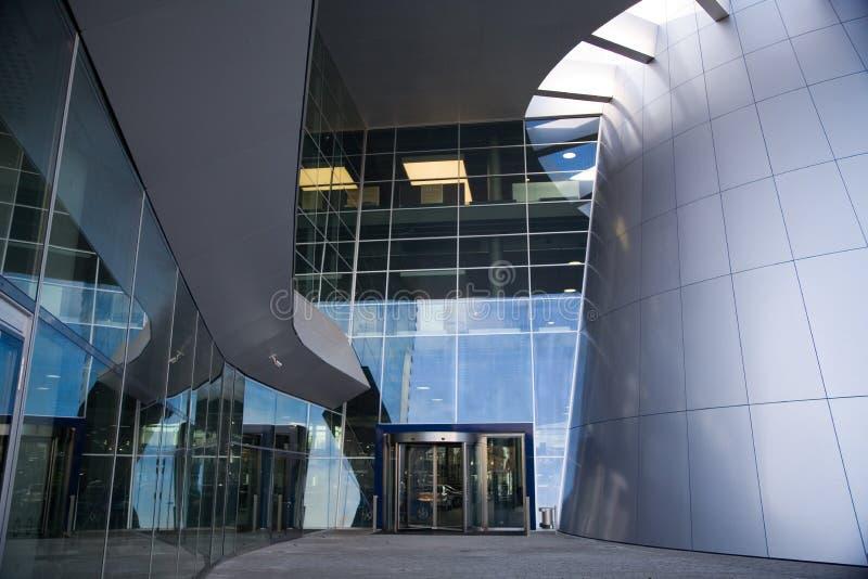 Musée de benz de Mercedes de Stuttgart photographie stock libre de droits