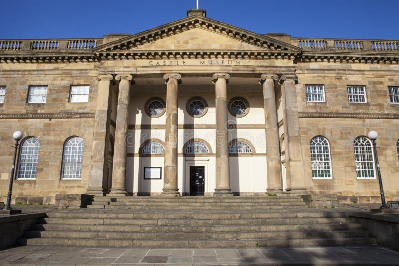 Musée de château de York image libre de droits