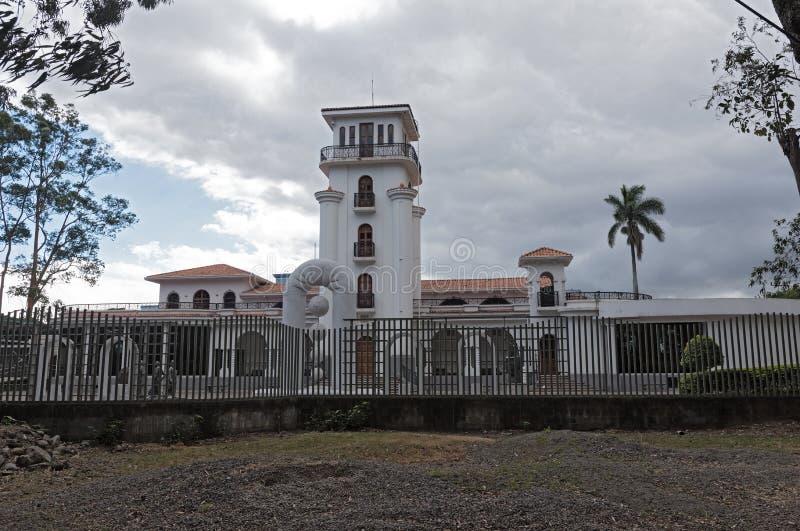 Musée de Costa Rican Art, San Jose, Costa Rica images libres de droits