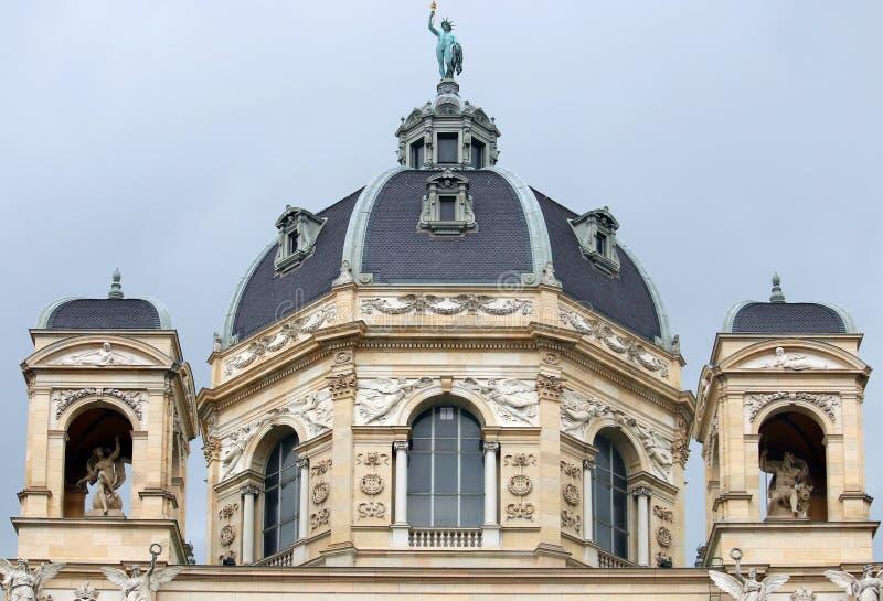 Musée de dôme Vienne d'histoire naturelle image stock