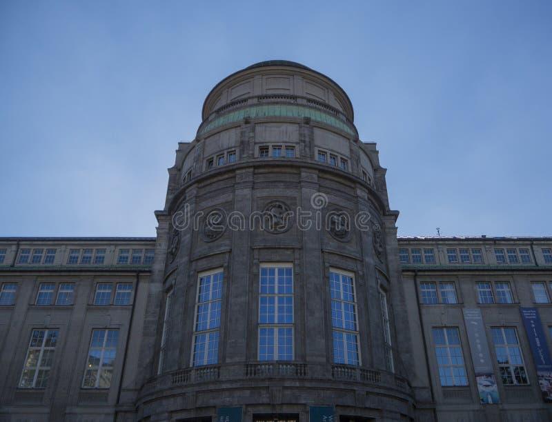 Musée de Deutsches à Munich photos libres de droits