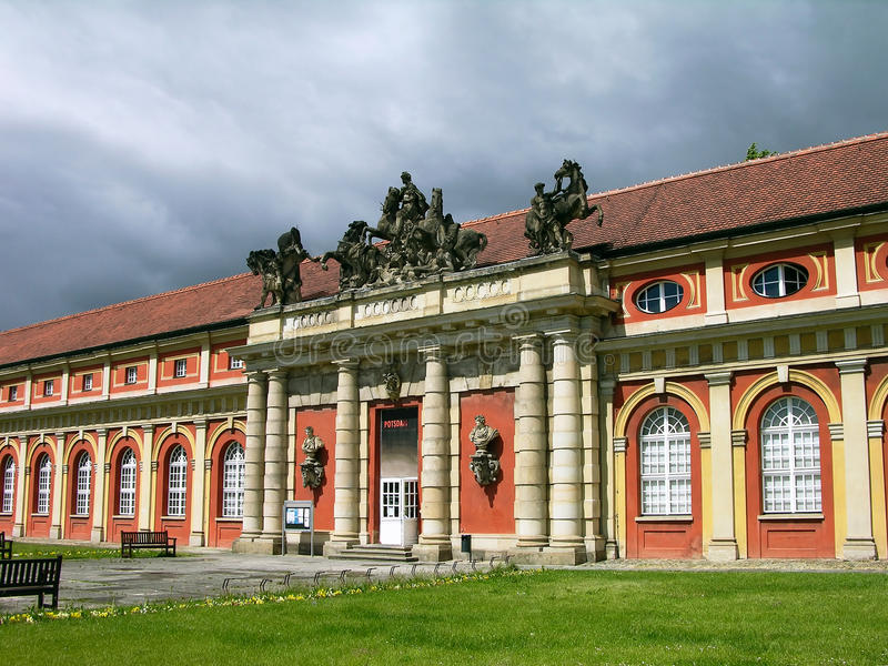 Musée de film, Potsdam photo stock