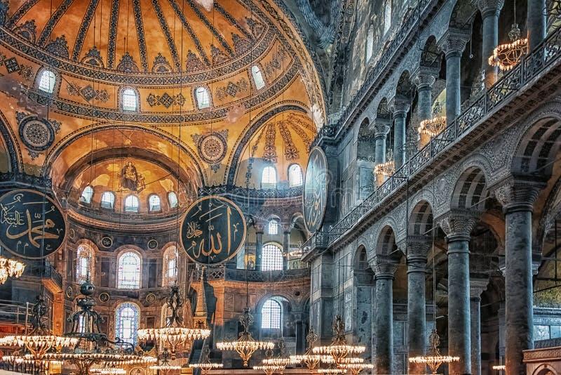 Musée de Hagia Sophia photos stock
