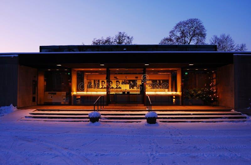 Musée de Jean Sibelius photo libre de droits
