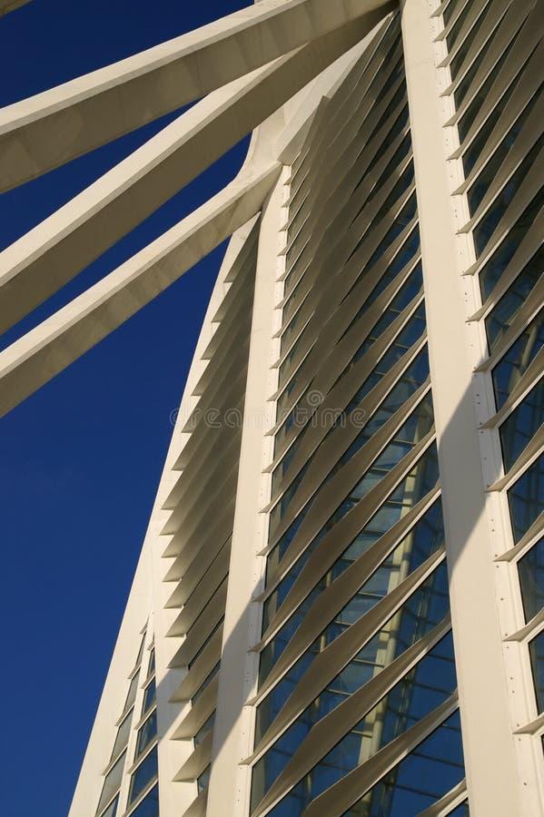 Musée de la Science à Valence photos stock
