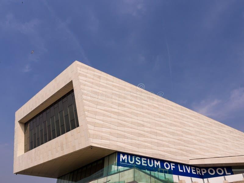 Musée de Liverpool image stock