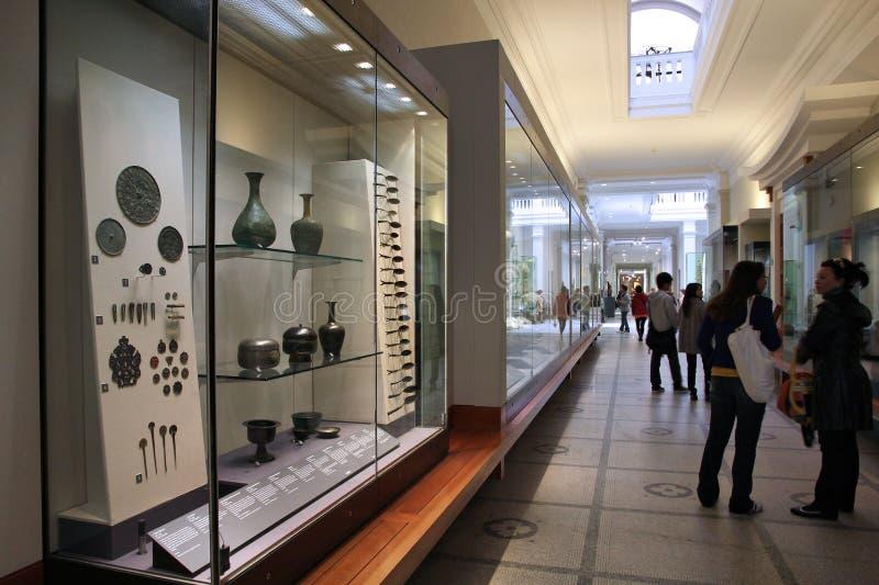 Musée de Londres photo libre de droits