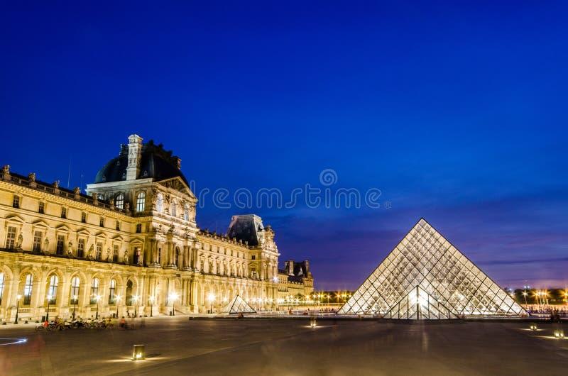 Musée de Louvre image stock