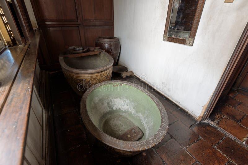 Musée de Manille de maison à Manille Philippines photos libres de droits