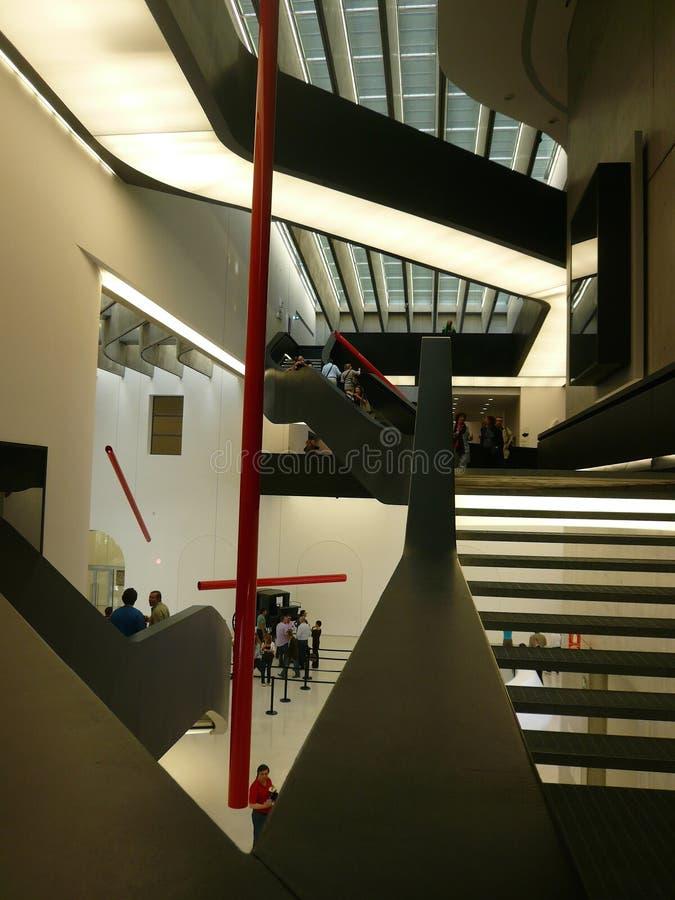 Musée de MAXXI, Rome, Italie image stock