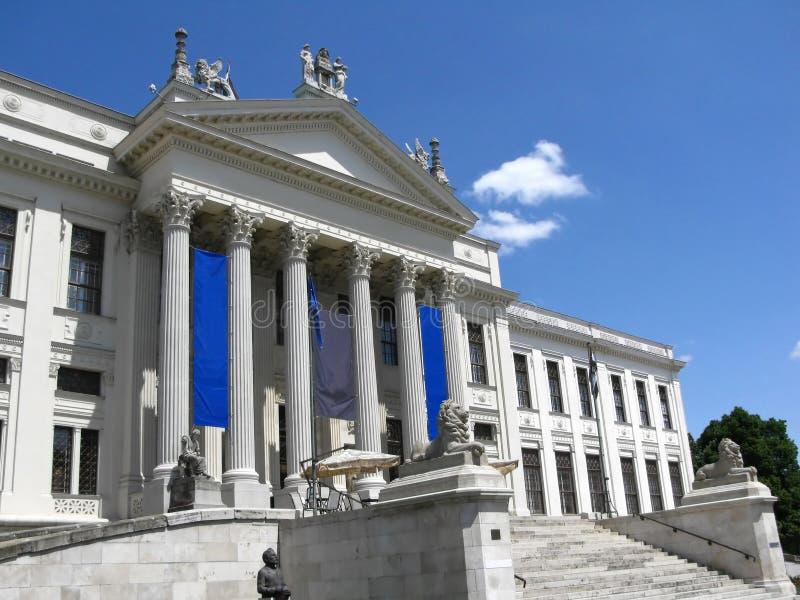 Musée de Mora Ferenc, Szeged, Hongrie images libres de droits