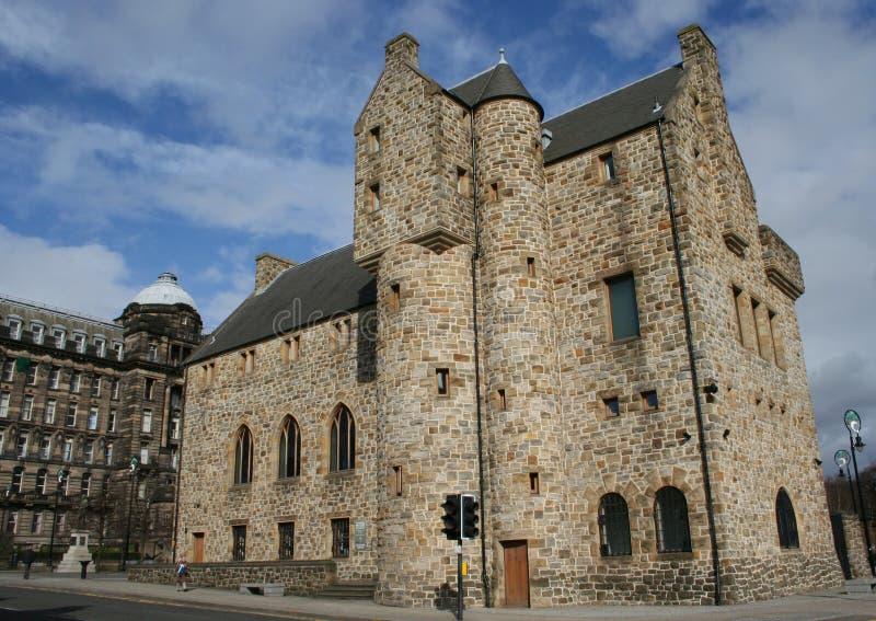Musée de mungo de rue, Glasgow photos libres de droits
