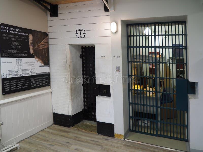 Musée de prison image libre de droits