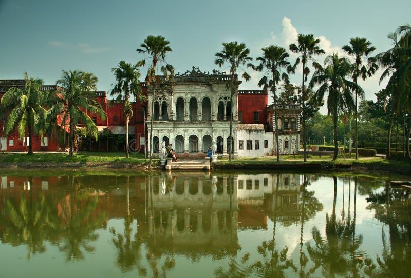 Musée de Sonargaon photo stock