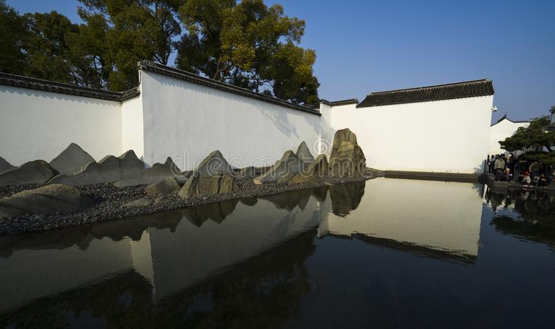 Musée de Suzhou photographie stock