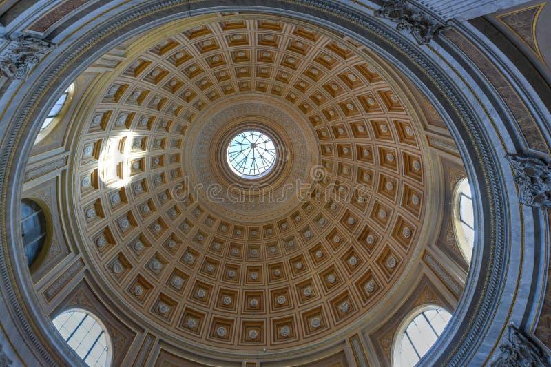 Musée de Vatican - Ville du Vatican photographie stock libre de droits