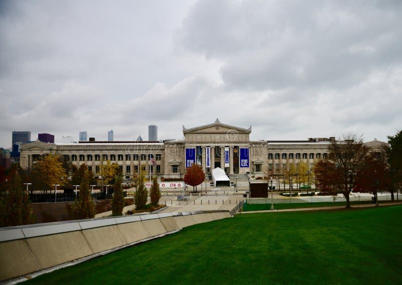 Musée de zone d'histoire naturelle photographie stock libre de droits