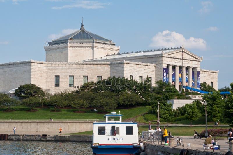 Musée de zone de Chicago photos libres de droits