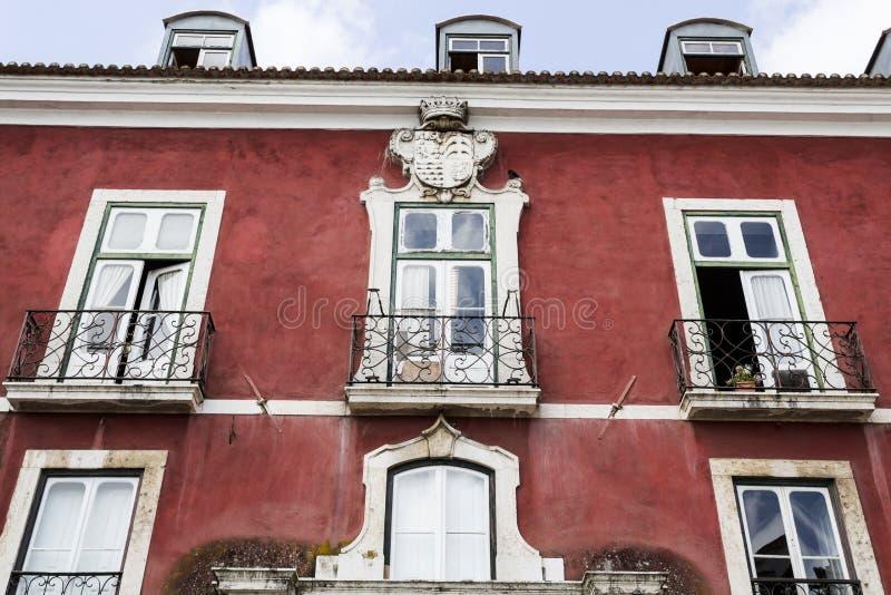 Musée des arts décoratifs portugais photographie stock libre de droits
