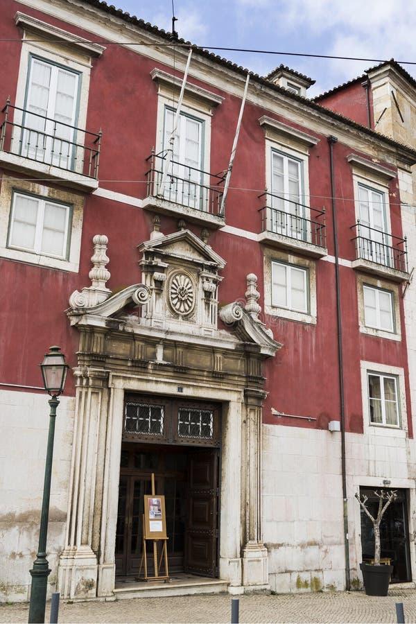 Musée des arts décoratifs portugais image libre de droits
