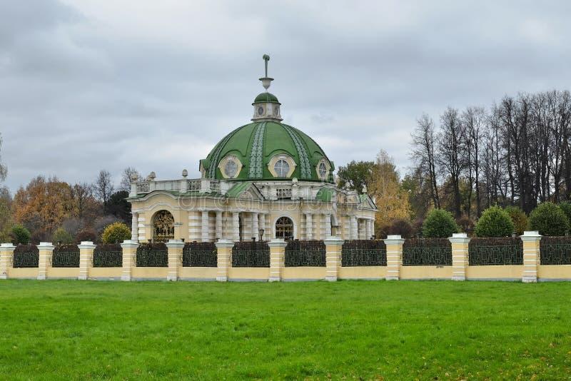 Musée-domaine Kuskovo pavillon photos stock