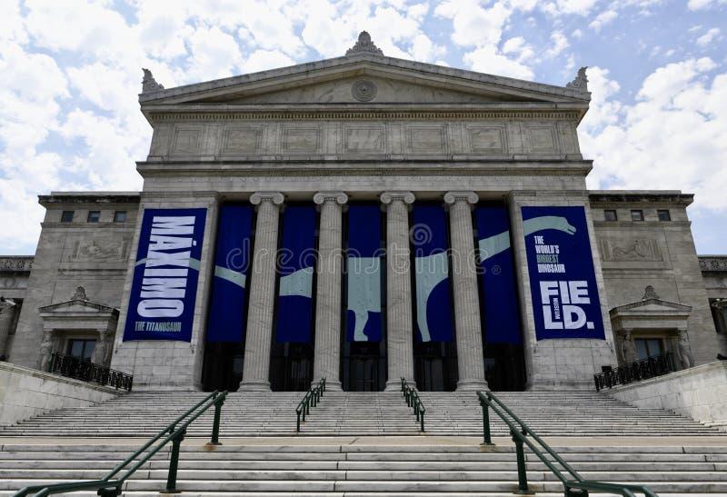 Musée du nord de gisement d'entrée images libres de droits