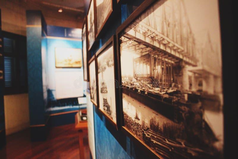 Musée du Roi Prajadhipok photo stock