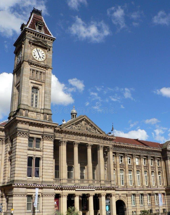 Musée et galerie d'art Birmingham image libre de droits
