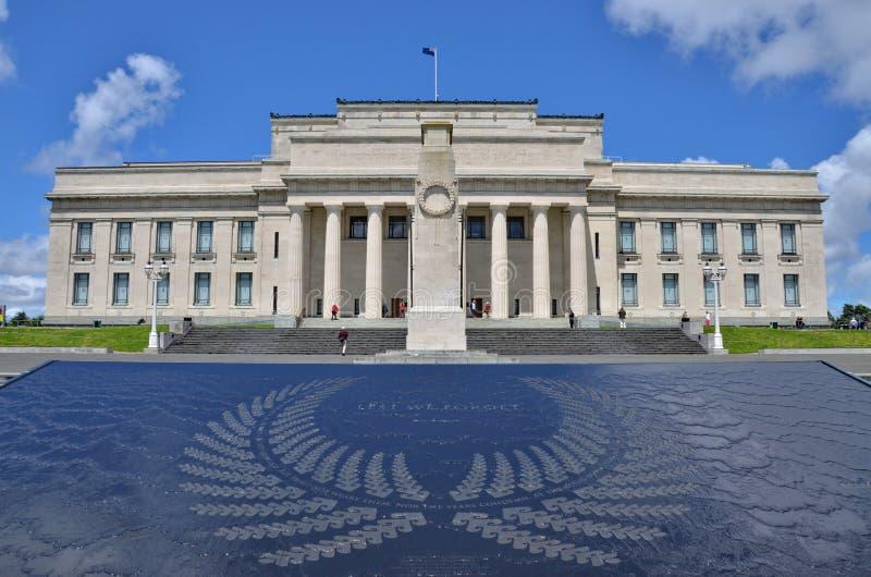 Musée National à Auckland photos stock