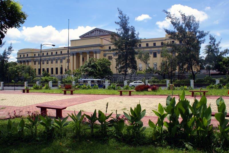 Musée National photo libre de droits
