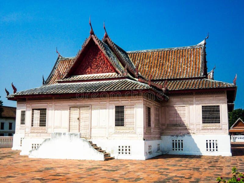 Musée National cruciforme de Chantharakasem de tente photo libre de droits