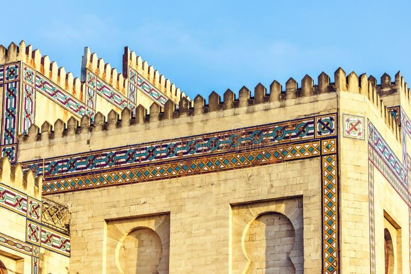Musée National de façade d'ethnographie et d'histoire naturelle images libres de droits