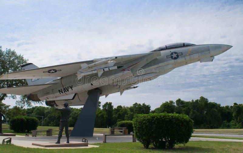 Musée national de l'aéronavale, Pensacola, la Floride photos stock