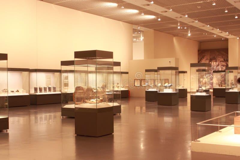 Musée National de la Chine image libre de droits