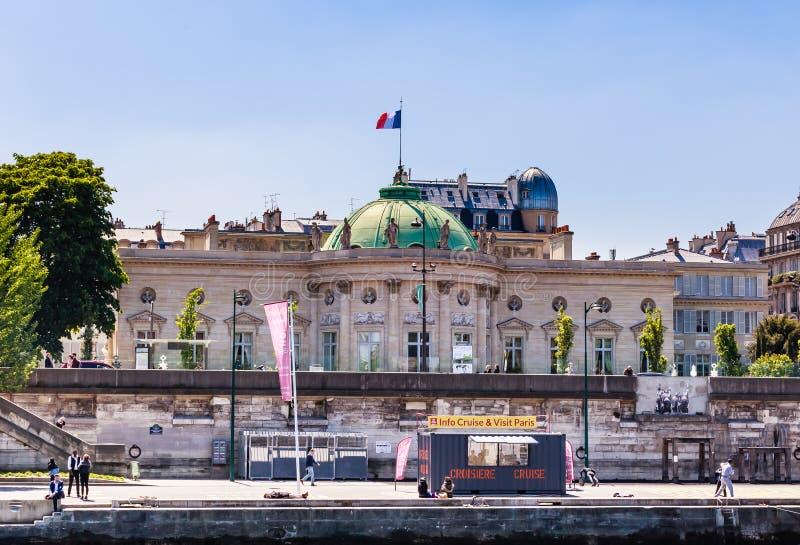 Musée National de la légion d'honneur et d'ordres de chevalerie photographie stock libre de droits