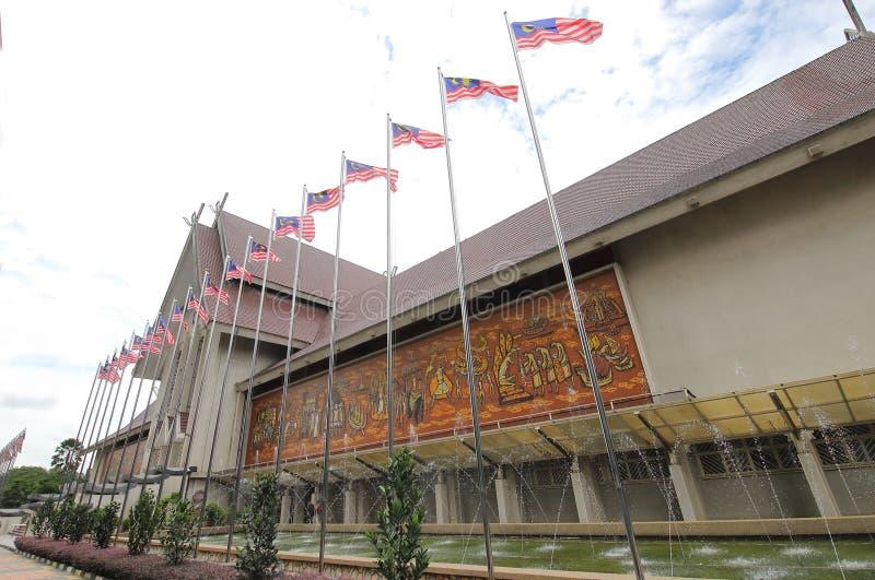 Musée National de la Malaisie Kuala Lumpur Malaysia photos libres de droits