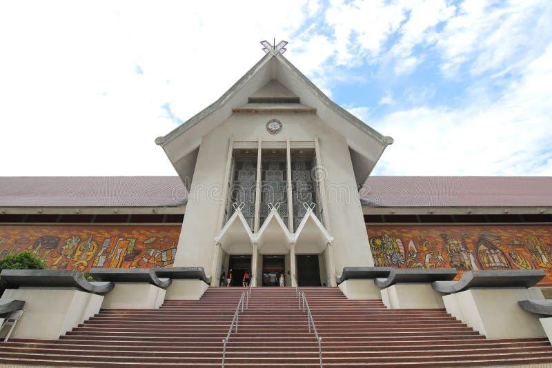 Musée National de la Malaisie Kuala Lumpur Malaysia photo stock