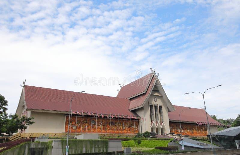 Musée National de la Malaisie Kuala Lumpur Malaysia photographie stock