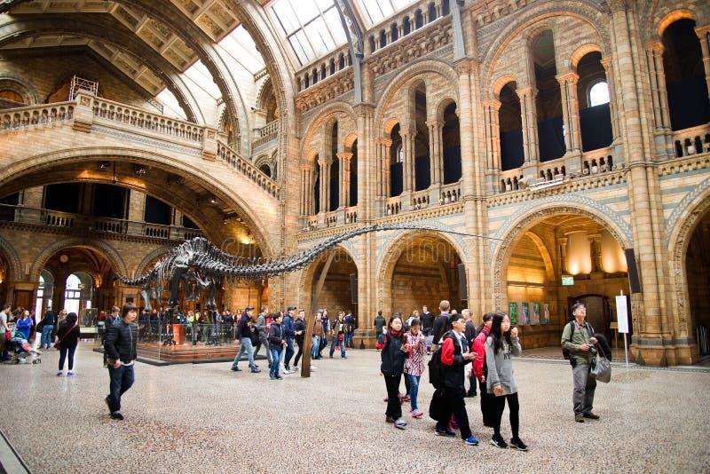 Musée national Londres d'histoire photographie stock libre de droits