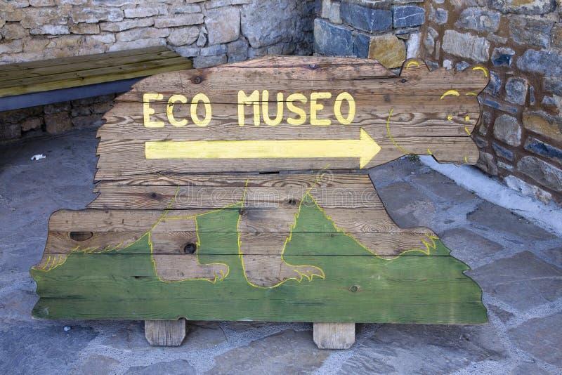 Mus e ou museo d 39 eco dans ainsa huesca espagne en for Dans ou d en