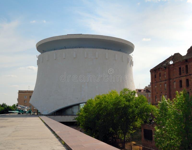 Musée - panorama photo libre de droits