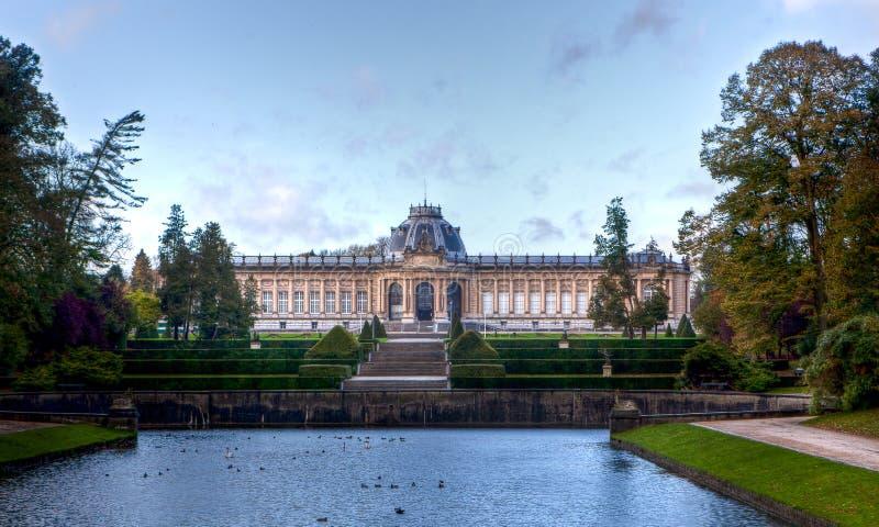 Musée royal pour Cenral Afrique, Tervuren, Belgique image stock