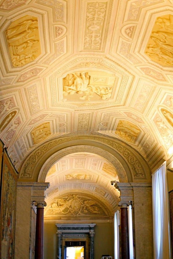 Musées de Vatican images stock